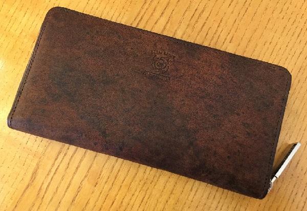 ココマイスターの長財布、ベテルギウスプロキオンウォレット