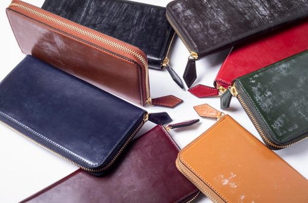 crafsto(クラフスト)のブライドルレザー長財布