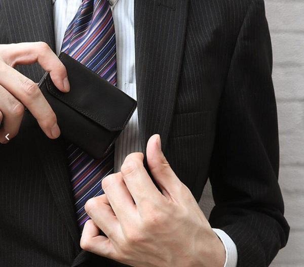 LIFE POCKET(ライフポケット)のなくさない財布