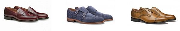 モラルコードの革靴