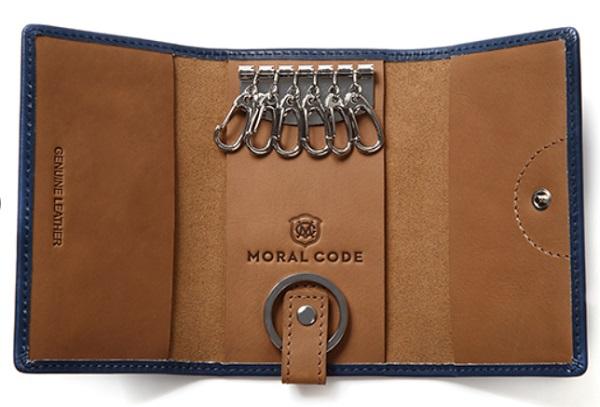 モラルコードのキーケース