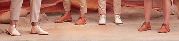 モラルコードの靴